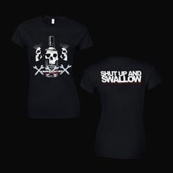 Shut Up And Swallow Black