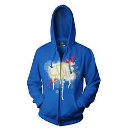 Splatter Royal Blue *Sale! Final Print!*