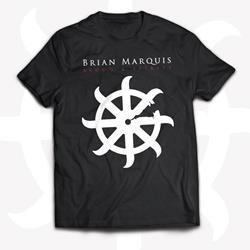 Blood And Spirits Black T-Shirt
