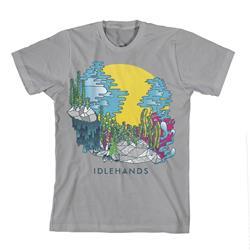Album Art Silver T-Shirt