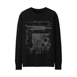 Select Difficulty Black Crewneck Small