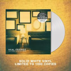 The Home Inside My Head Solid White Vinyl