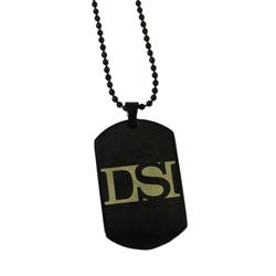 DS Logo Dogtag