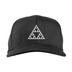 Triforce Black Flexfit Hat