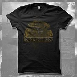 Clock Hands Black T-Shirt