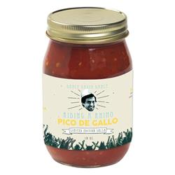 Riding A Rhino Pico De Gallo Salsa