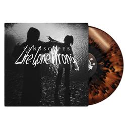 Life Gone Wrong Beer W/Black Splatter LP