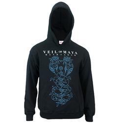 Matriarch Black Hooded Sweatshirt