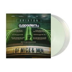 Live At Brixton Coke Bottle Green/Milky Clear Vinyl 2xLP/DVD