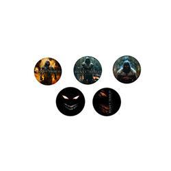 Scary  5 Pin Set