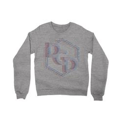 Icon Heather Grey Crewneck