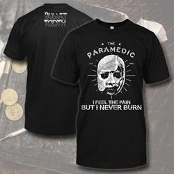 Mask Charcoal T-Shirt