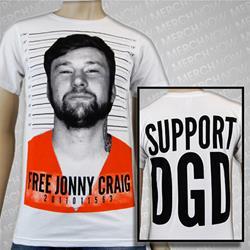 Free Jonny Craig White