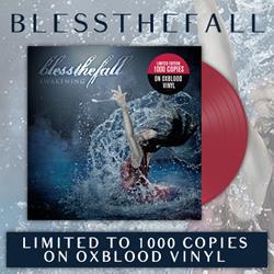 Blessthefall Awakening Vinyl LP