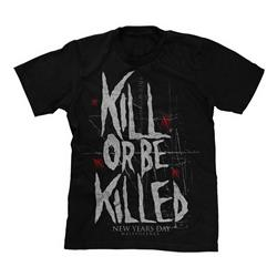 Kill Or Be Killed Black
