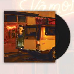 Vamonos 180g Black LP