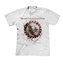 Saw Splatter White