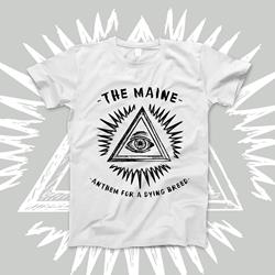 The Maine Anthem White