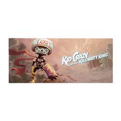 Evil Inc. Kid Crazy & The Kilowatt King