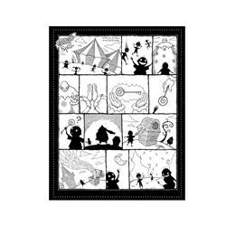 Spill  Comic Strip