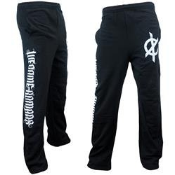 Hope Black Sweatpants
