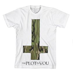 Camo Cross White