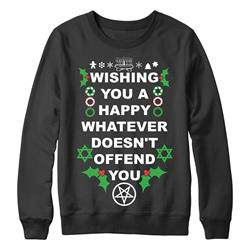Holiday Crewneck