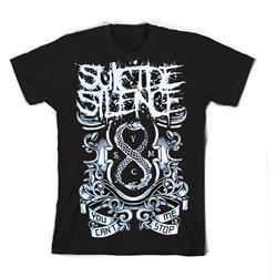 Serpent Emblem Black
