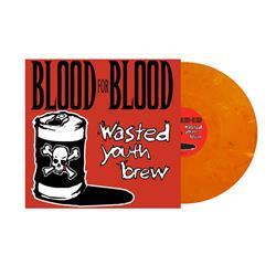 Wasted Youth Brew Orange 2xLP
