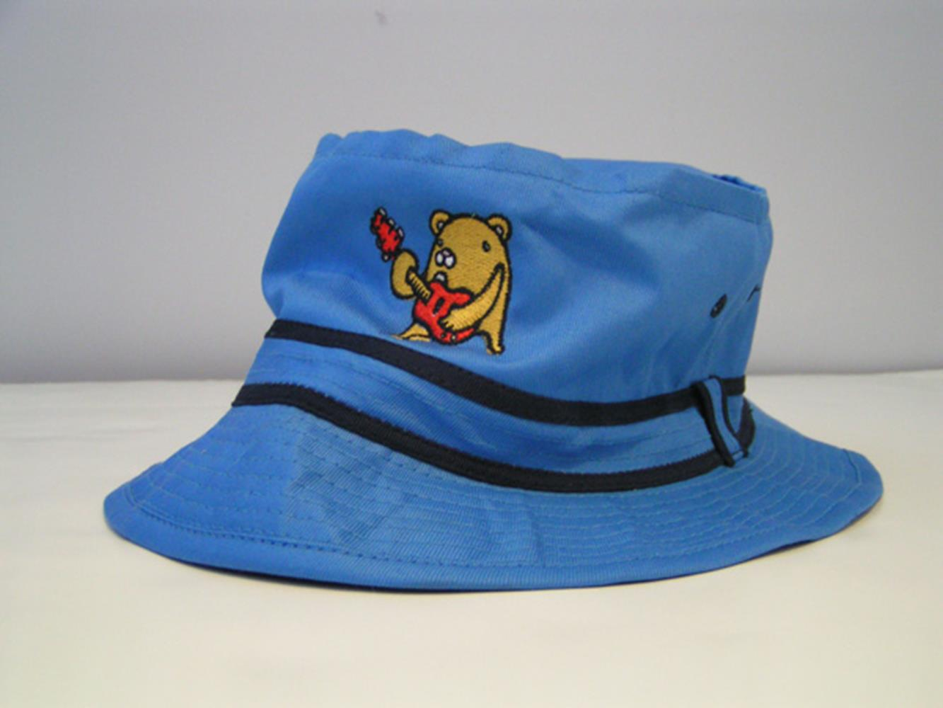 Moe.Down 8 Blue Bucket Hat