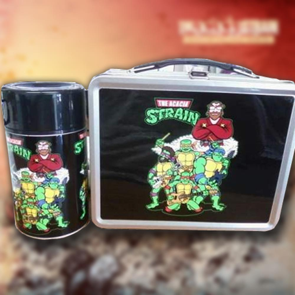 Turtles  Lunch Box & Thermos
