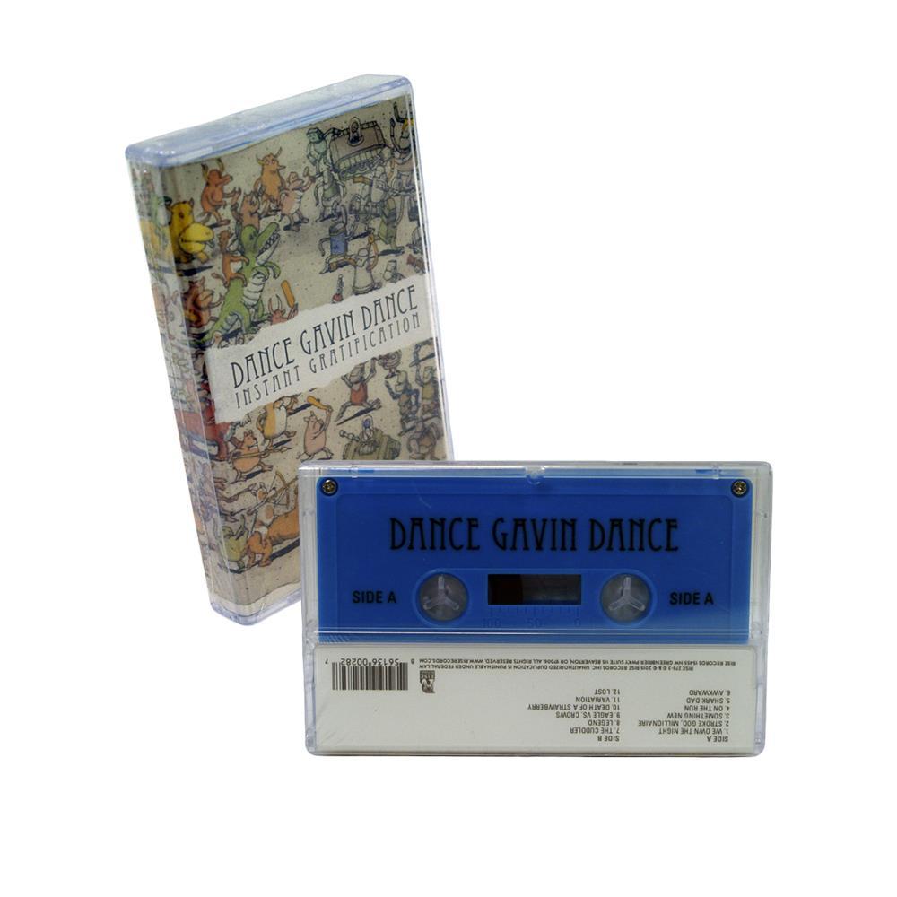 Instant Gratification Blue - Cassette