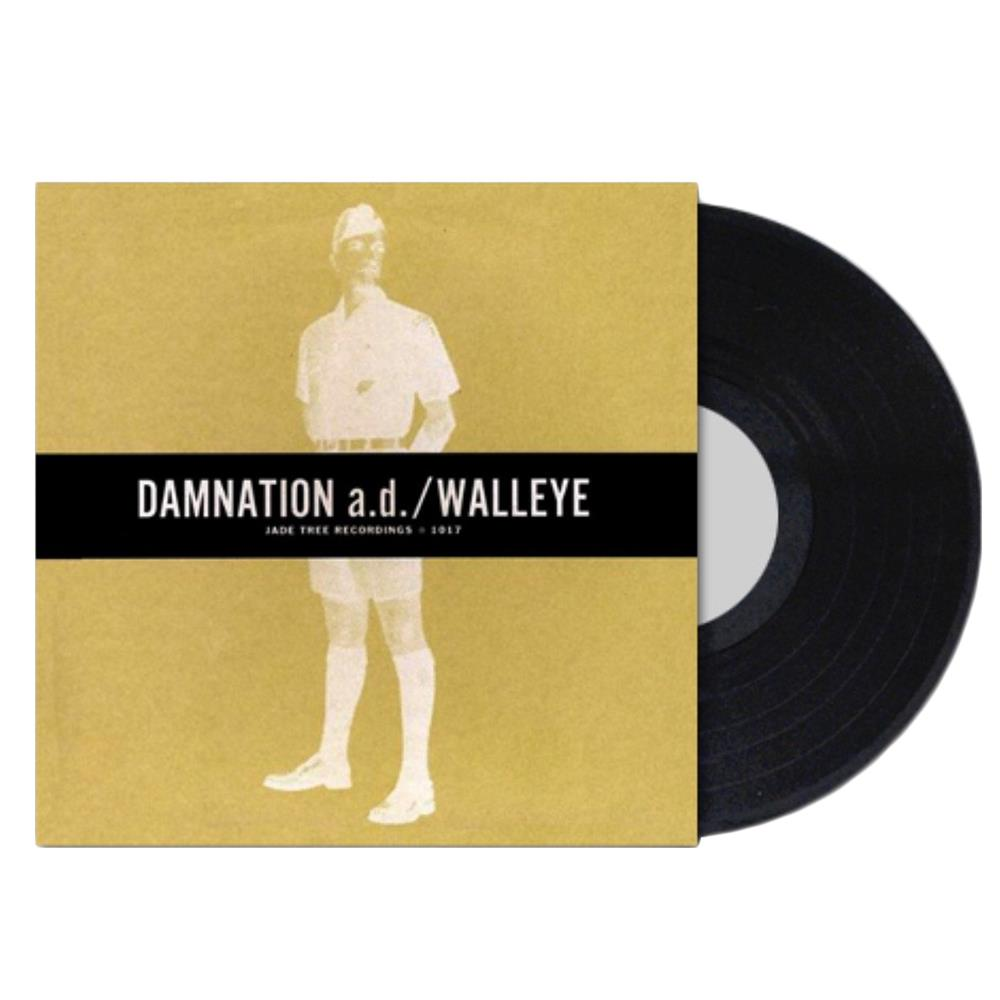 Walleye/Damnation AD Split Vinyl