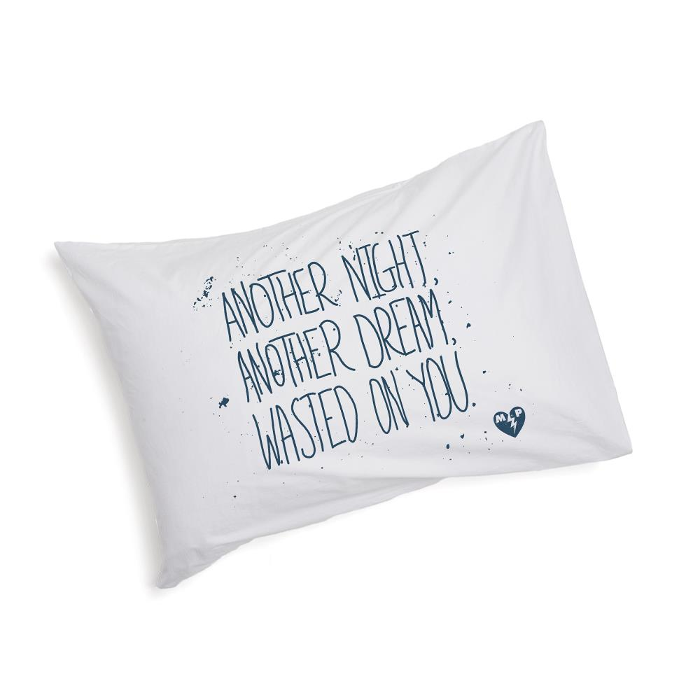 Another White Pillow Case