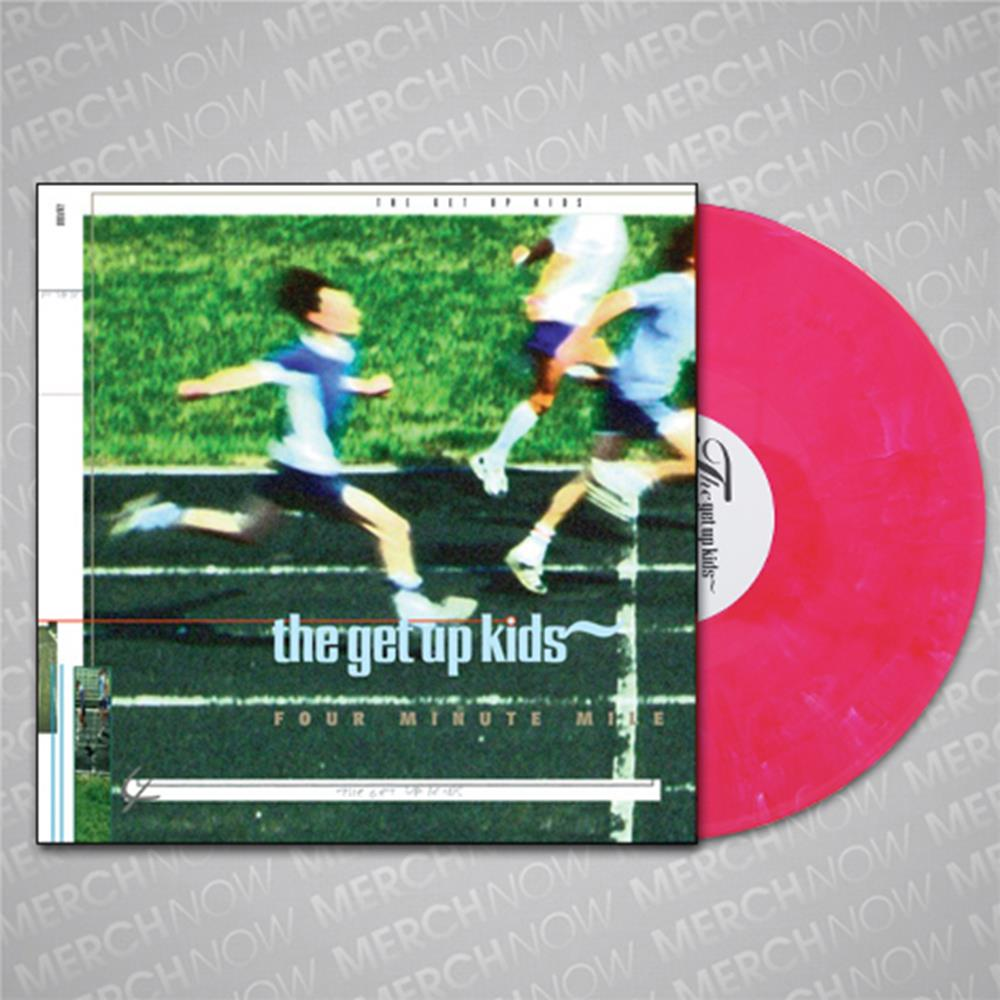 Four Minute Mile Opaque Pink Colored