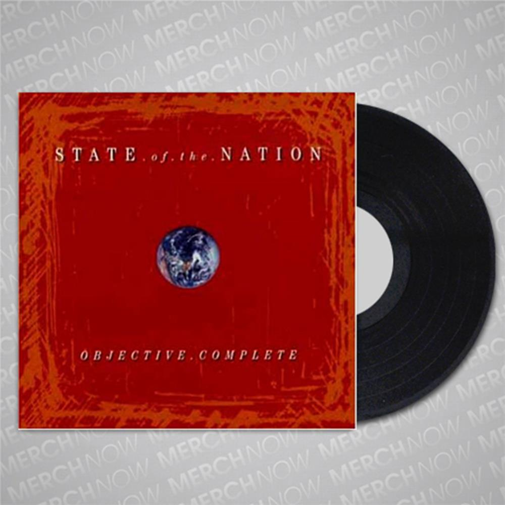 Objective Complete **Sale!!** Vinyl