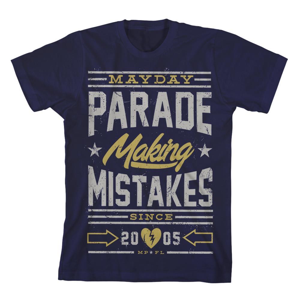 Mistakes Navy