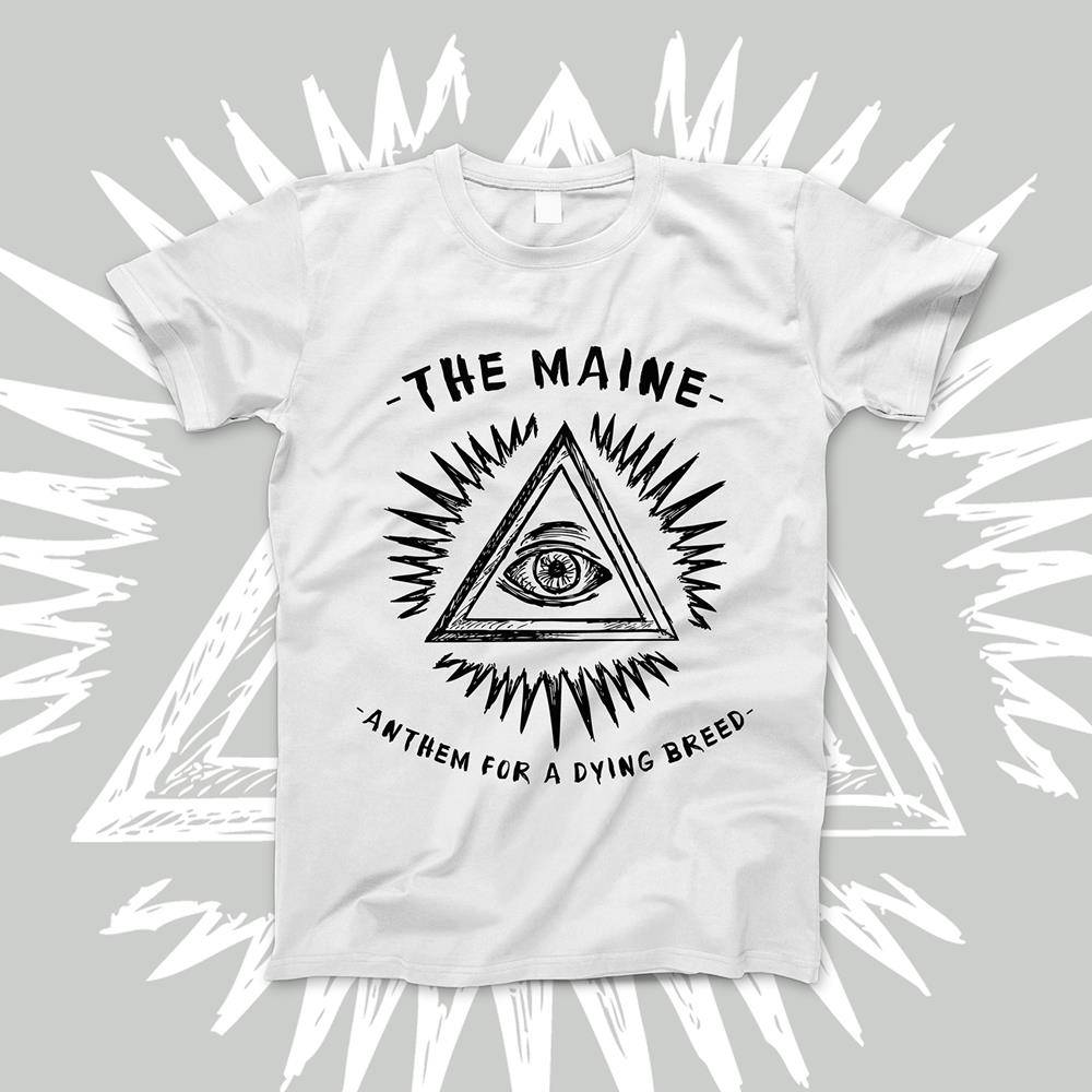 The Maine Anthem White