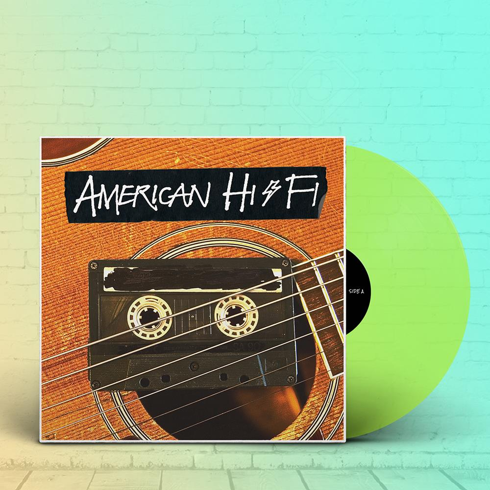 American Hi-Fi American Hi-Fi Acoustic Lime