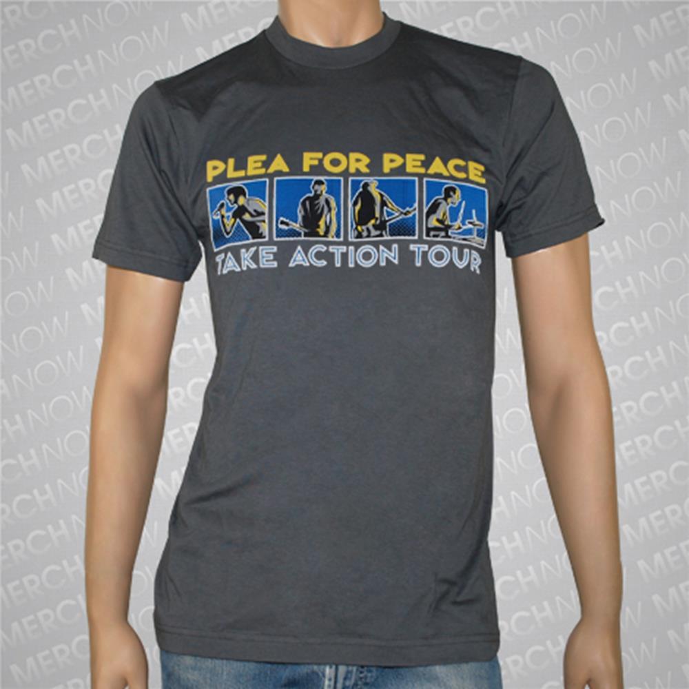 Plea For Peace 2002 Gray