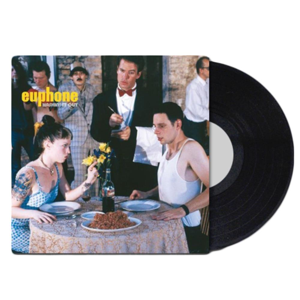 Hashin' It Out Vinyl